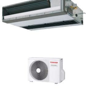 aire acondicionado conductos toshiba suzuka slim inverter 56 conjunto
